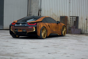 BMW i8 Rost Vossen Tuning News