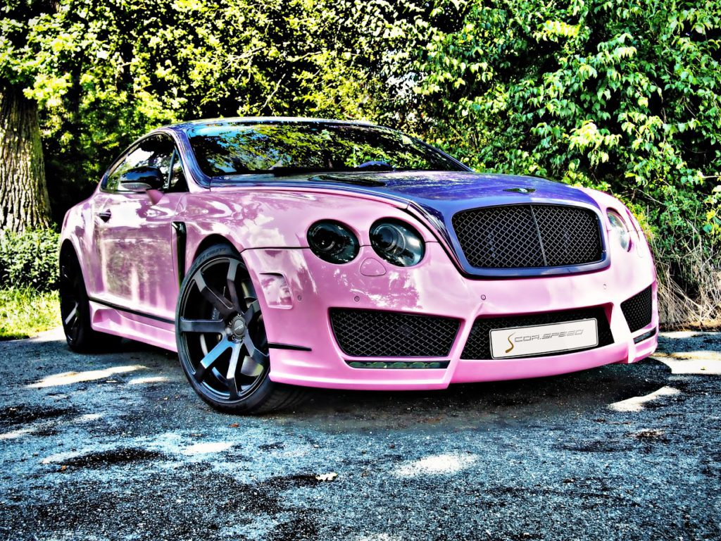 Bentley Continental JMS