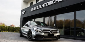 C63 AMG wheelsandmore