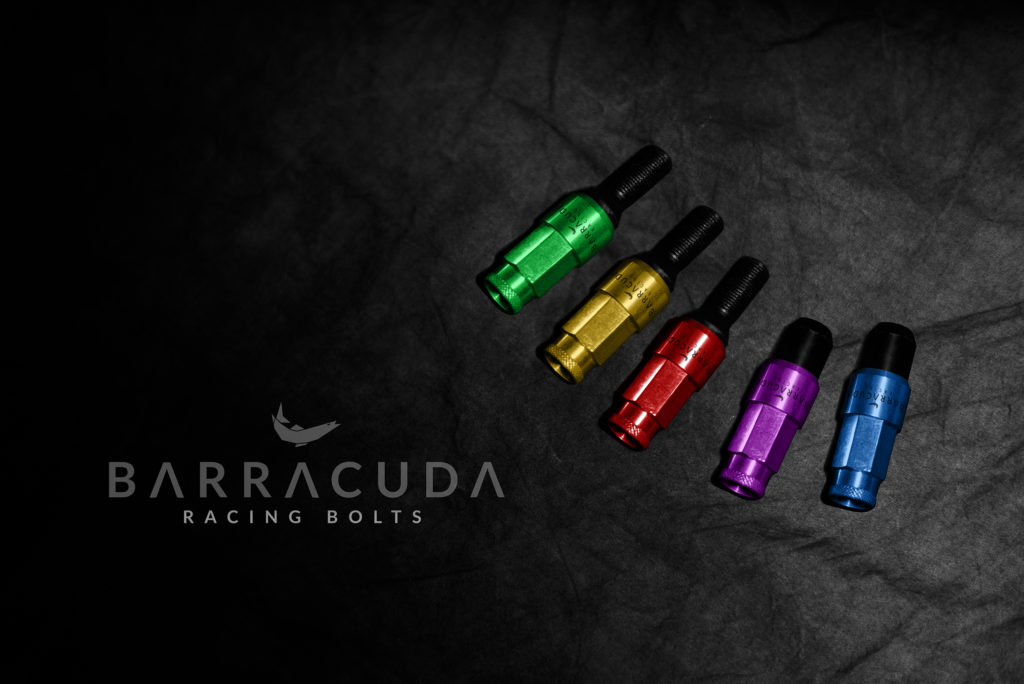 Barracuda Race Nuts Bolts