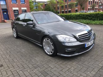 Mercedes S65 AMG TIP Exclusive