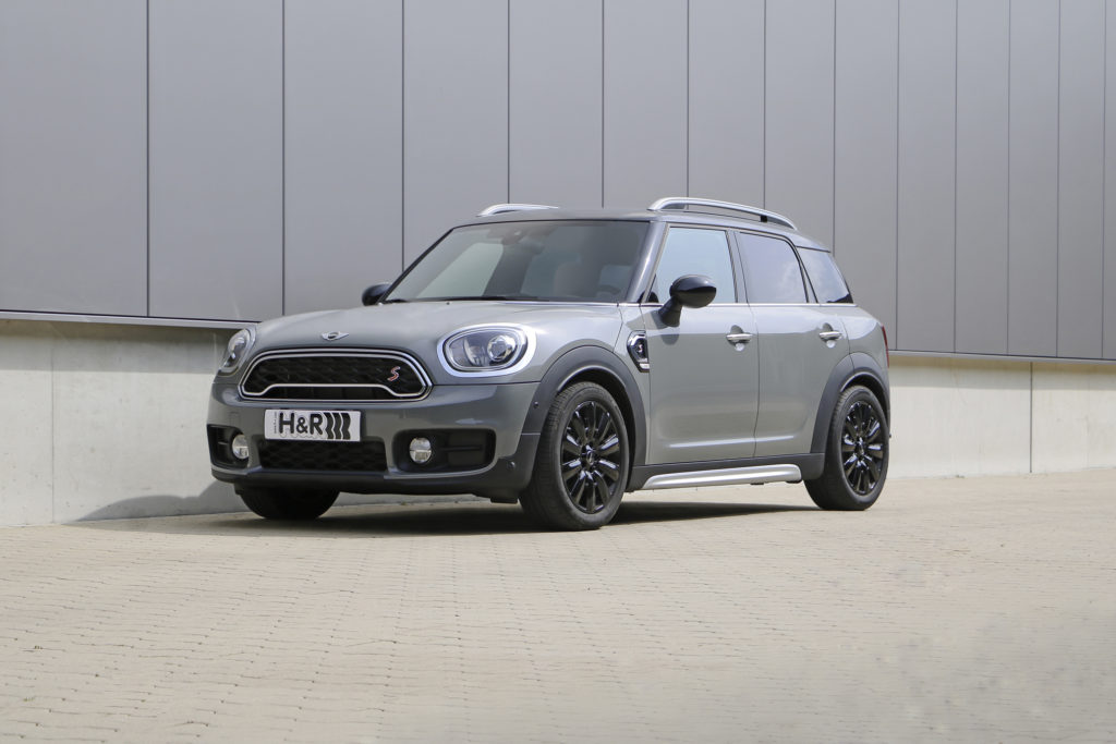 H&R Mini Countryman Sportfedern