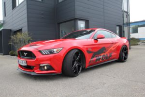 Ford Mustang GT Wolf Racing