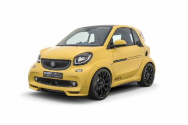 Brabus Smart Ultimate E-Concept