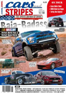 Cars & Stripes Ausgabe 1-2018