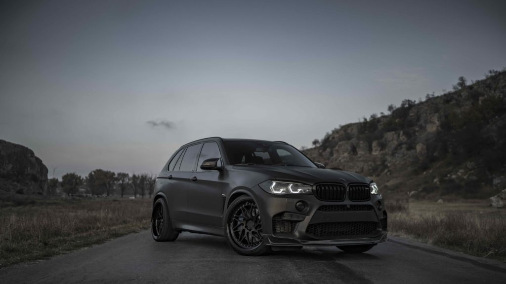 BMW X5M Z-Performance