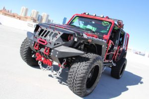 Spawn Jeep Wrangler Project Cars