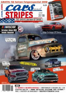Cars & Stripes Magazin 2-2018