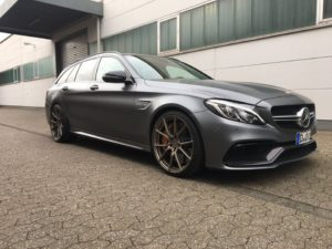 Mercedes-AMG C 63 S von Cheetah Wheels