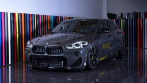 BMW X2 Maxklusiv mbDESIGN
