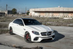 Mercedes E63 AMG Wetterauer Performance