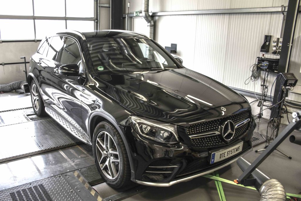 Mercedes GLC 43 AMF DTE-Tuning