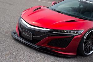 Honda NSX LB Performance