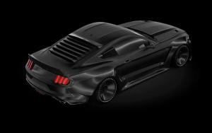 Ford Mustang Widebody Clinched