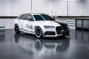 ABT Audi RS6+ Jon Olsson Split Camo