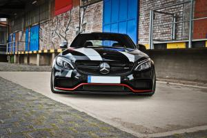 Mercedes-AMG C 63 S DD Customs