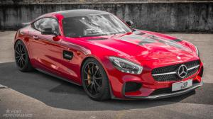 Mercedes-AMG GTS von Star Performance