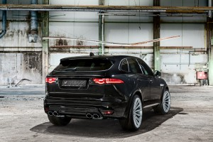 HAMANN F PACE rear black