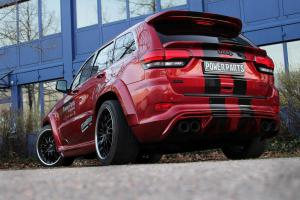 Jeep Cherokee SRT Power Parts