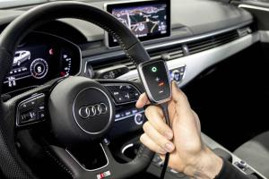 Audi A5 DTE Systems PowerControl