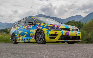 VW Golf R 360S Variant