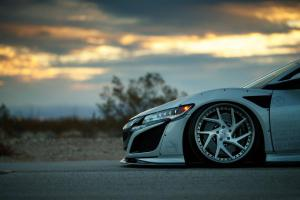 Acura NSX LB Works
