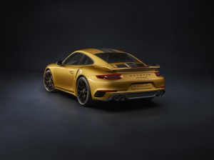 Porsche 911 Turbo S Limited Edition