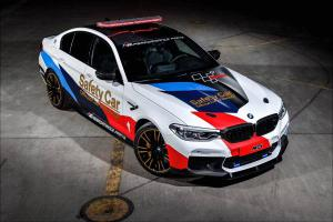 BMW M5 MotoGP Safety Car