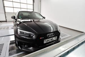 Audi RS5 Speed-Buster