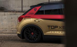 VW T-ROC Top Secret Systems