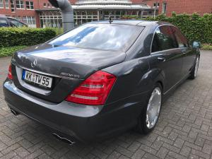 Mercedes S-Klasse AMG TIP Exclusive