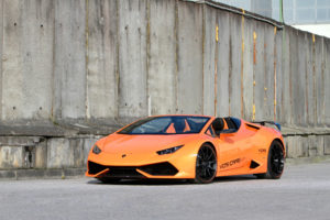 VOS Performance, Lamborghini Huracán Spyder Tuning News