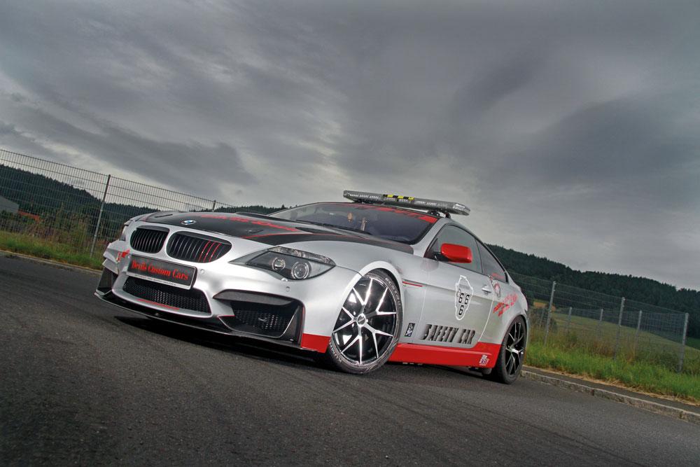 BMW E63 645Ci von Devils Custom Cars Tuning News