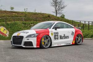 "Audi TTRS im ""Marlboro Style""! Tuning News"