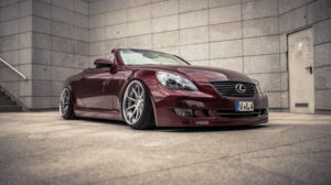 Luxus-Roadster im Stance-Styling: Lexus SC430 Tuning News