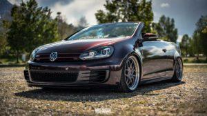 VW Golf, Cabrio, Felgen