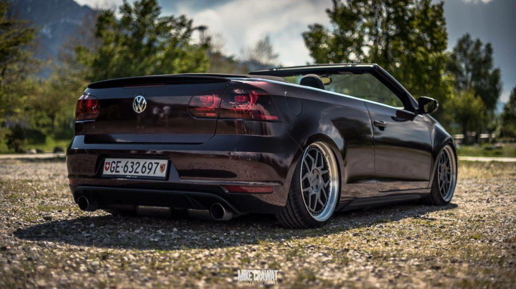 VW Golf, Cabrio, Felgen Tuning News