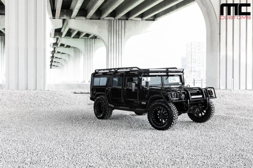 MC Customs Hummer H1 Tuning News