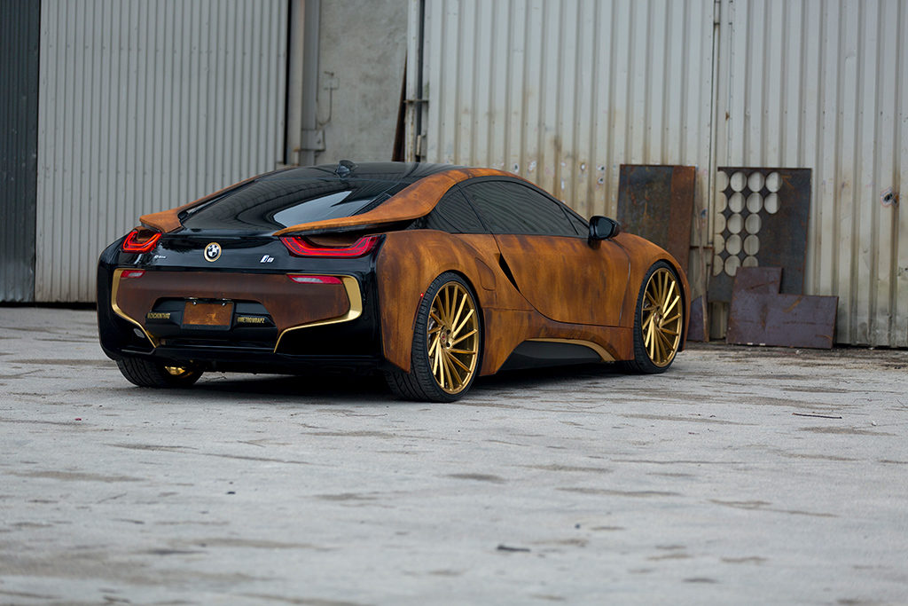 BMW i8 Rost Vossen Tuning News