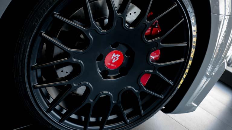 """mbDESIGN 20""""-Radsätze für den neuen Audi TT RS! Tuning News"""