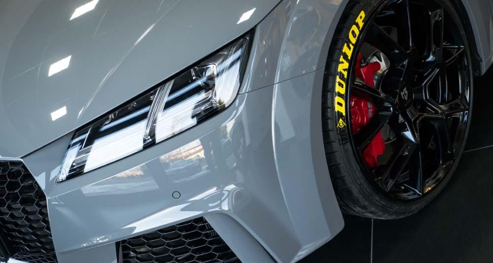 """mbDESIGN 20""""-Radsätze für den neuen Audi TT RS!"""