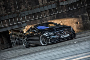 Prior-Design S-Klasse Coupé, Tuning-News