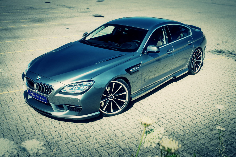 JMS Bodykit und 20-Zoll-Felgen für BMW 6er Tuning News
