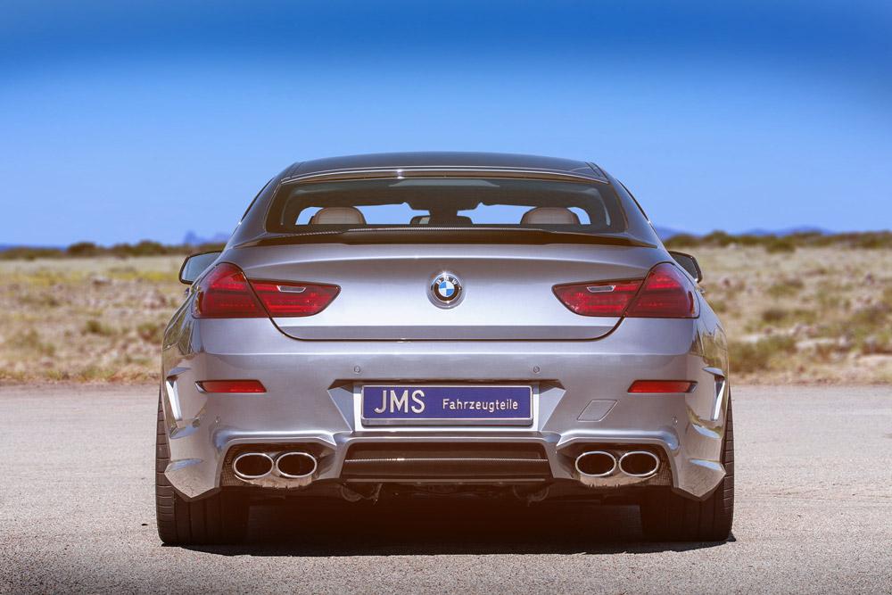 JMS Bodykit und 20-Zoll-Felgen für BMW 6er