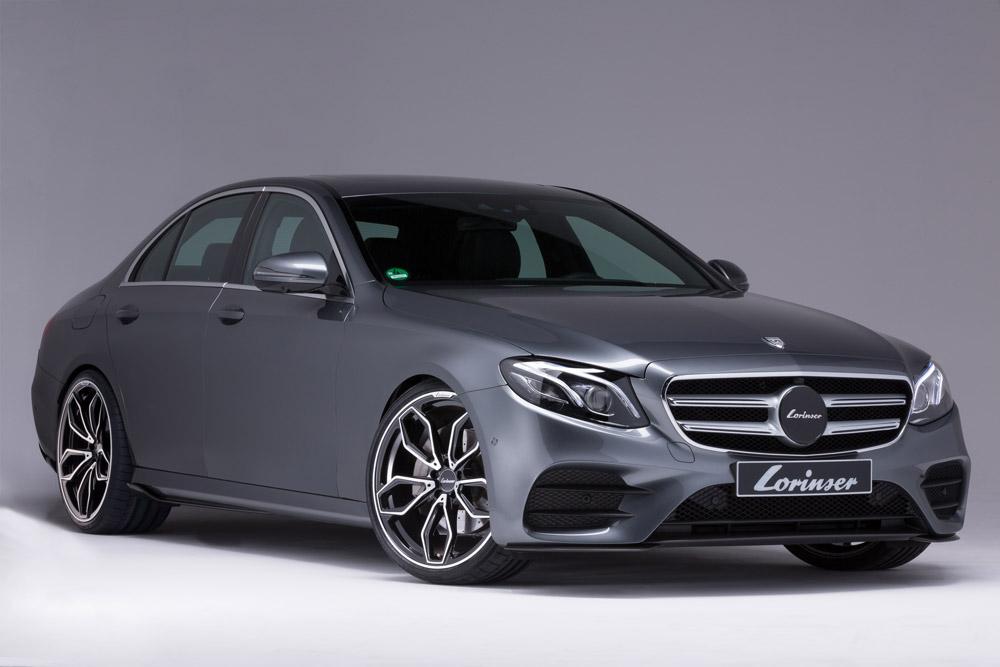Lorinser E-Klasse W213 Tuning News