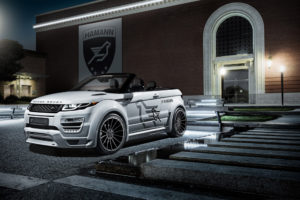 Range Rover Evoque Cabrio Hamann Tuning News