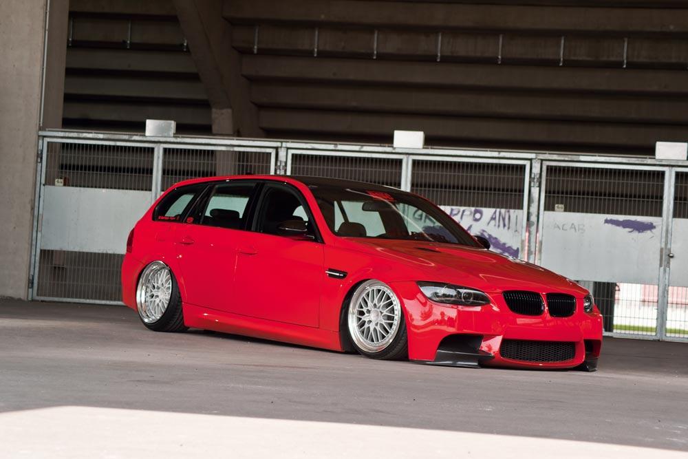 BMW E91 335d M3d Touring
