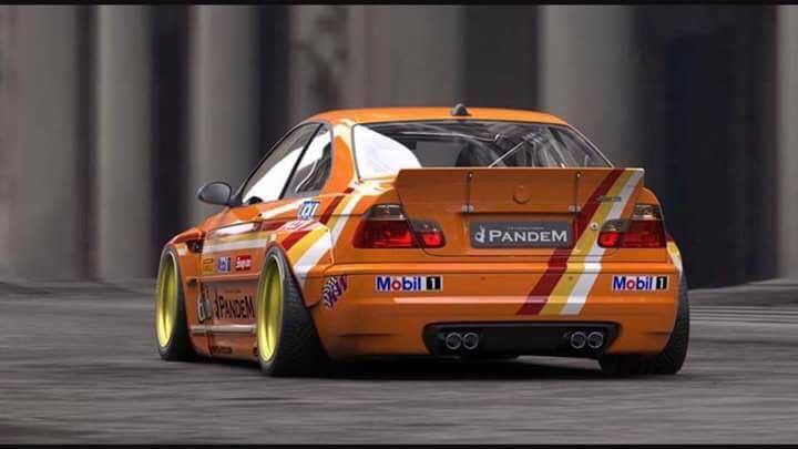 BMW E36 M3 Eurotuner Tuner News Tuning Berichte