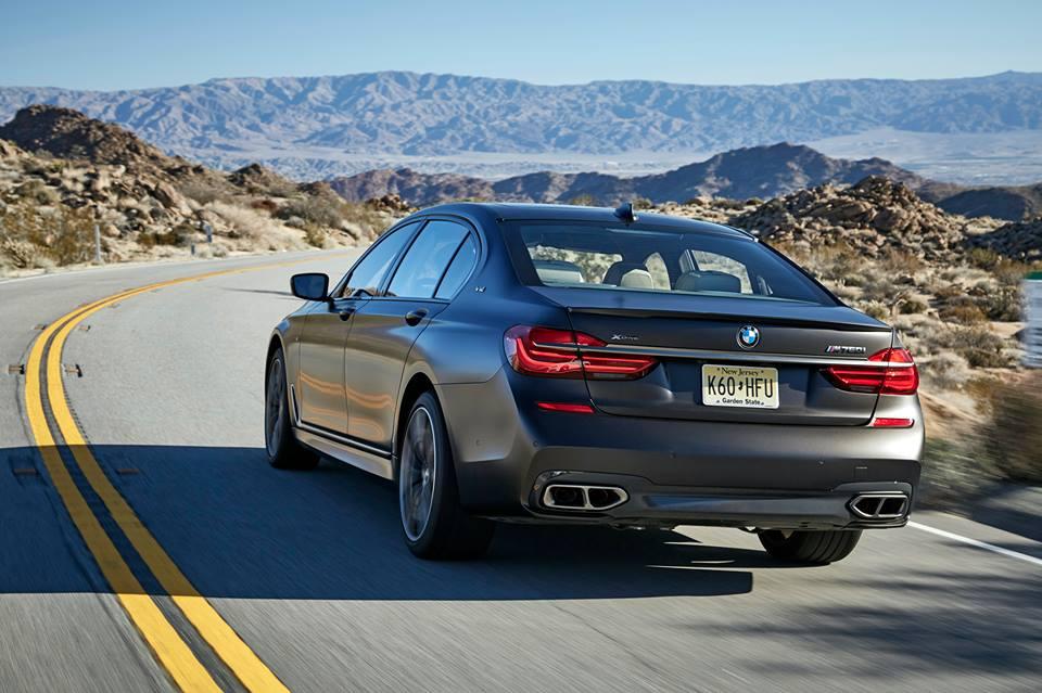 BMW 760Li Eurotuner Tuner News Tuning Berichte