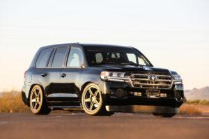 Toyota Land Speed Cruiser Eurotuner Tuner News Tuning Berichte